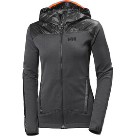Helly Hansen W's Ullr Midlayer Jacket Ebony